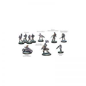 Infinity: ALEPH Steel Phalanx 300 PT Pack (0662)