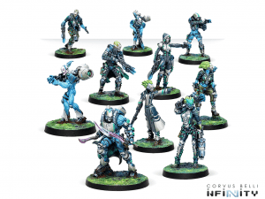 Infinity: Spiral Corps Army Pack (0768)