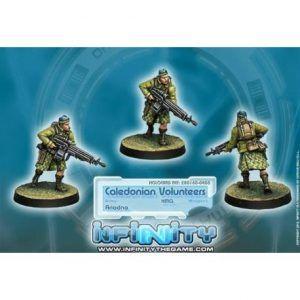 Infinity: Caledonian Volunteers (hmg) (0405)