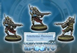 Infinity: Caledonian Mormaer (Ap Hmg) (0436)