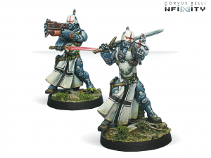 Infinity: Teutonic Knights (Spitfire/Combi Rifle) (0663)