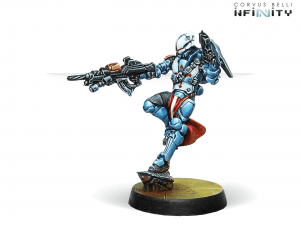 Infinity: Crusader Brethren (MULTI Rifle + Light FT) (0674)