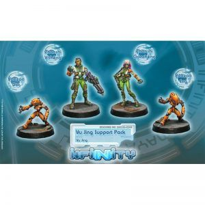 Infinity: Yu Jing Support Pack (0348)