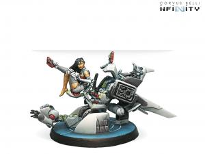 Infinity: O-Yoroi Pilot (Bootleg) (0427)