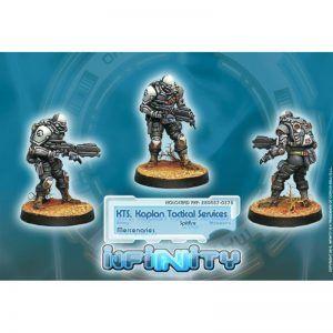 Infinity: Kts, Kaplan Tactical Services (Spitfire) (0375)