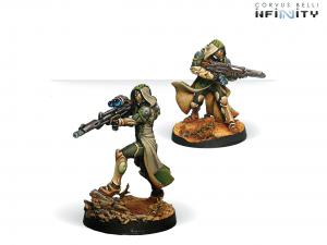 Infinity: Hassassin Lasiqs (Viral Sniper / Viral Rifle) (0684)