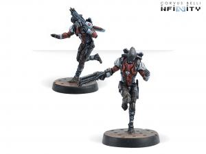 Infinity: Hellcats (Hacker / Boarding Shotgun) (0669)