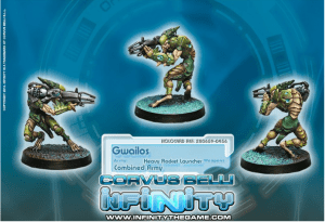 Infinity: Gwailos (Heavy Rocket Launcher) (0456)