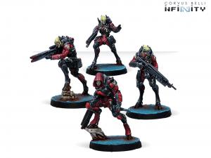 Infinity: Shasvastii Nox Troops (0811)