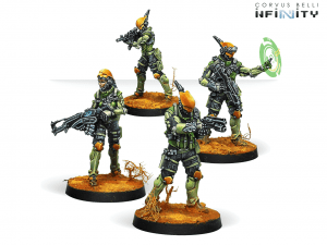 Infinity: Druze Shock Teams (0686)