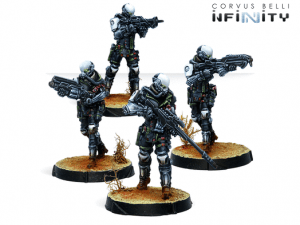 Infinity: Kaplan Tactical Services (0819)