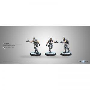 Infinity: Dactyls, Steel Phalanx Support Corps (Doctor) (0553)