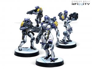 Infinity: Arjuna Unit (0782)