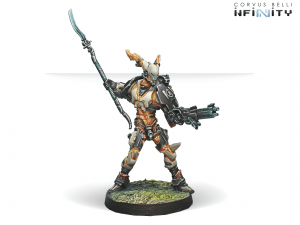 Infinity: Ectros Regiment (HMG) (0449)
