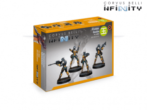 Infinity: Celestial Guards (0741)