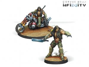 Infinity: Kasym Beg, Kum Chieftain (0493)