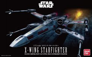 1:72 Revell 01200 Star Wars X-Wing Starfighter