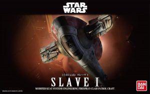 1:144 Revell 01204 Star Wars Slave I
