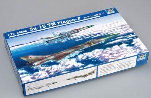 1:72 Trumpeter 01623 Su-15 TM Flagon-F