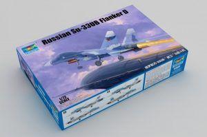 1:72 Trumpeter 01669 Russian Su-33UB Flanker D