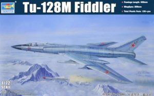 1:72 Trumpeter 01687 TU-128 M Fiddler