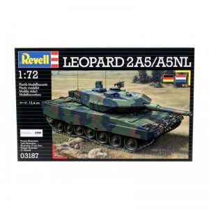 1:72 Revell: Leopard 2A5/A5NL (03187)