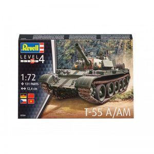 1:72 Revell: T-55 A/AM (03304)