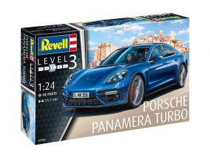 1:24 Revell 07034 Porsche Panamera Turbo