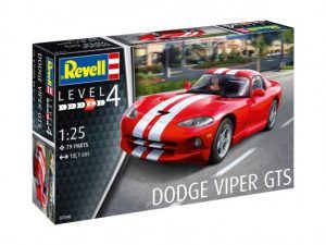 1:25 Revell 07040 Dodge Viper GTS