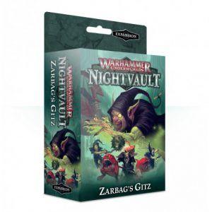 Warhammer Underworlds: Loz Vazilonez De Zarbag (110-36)