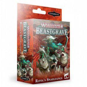 Warhammer Underworlds: Beastgrave – Colmibramantes De Rippa (110-64)