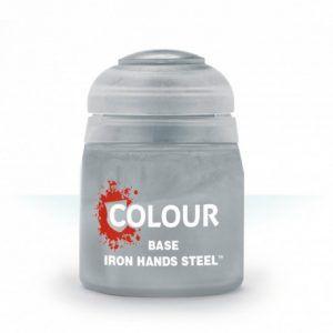 IRON HANDS STEEL 21-46