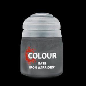 IRON WARRIORS 21-48