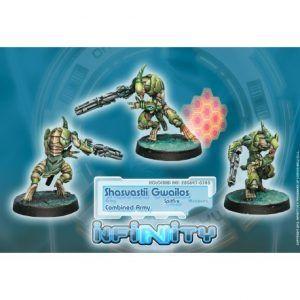 Infinity: Gwailos (Spitfire) (0345)