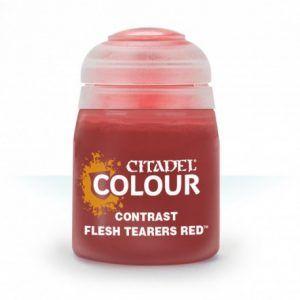 FLESH TEARERS RED (29-13)