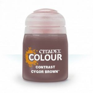 CYGOR BROWN 29-29