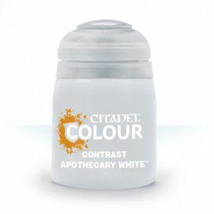 APOTHECARY WHITE (29-34)