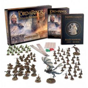 Middle Earth Strategy Battle Game: Battle Of Pelennor Fields (Ingles) (30-05)