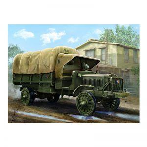 1:35 ICM: Standard B «Liberty», WWI US Army Truck (35650)