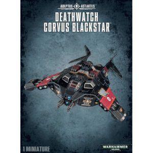 Deathwatch: Corvus Blackstar (39-12)