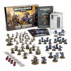 Warhammer 40000: Dark Imperium (Español) (40-01-03)