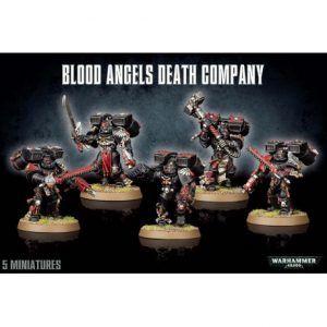 Blood Angels: Death Company (41-07)