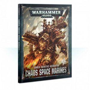 Chaos Space Marines: Codex (Español) (43-01)
