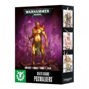 Death Guard: Easy To Build Poxwalkers (43-41)