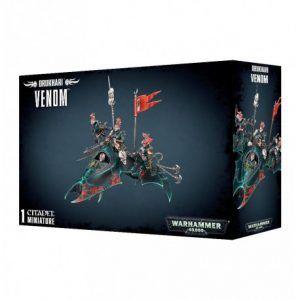 Drukhari: Venom (45-18)