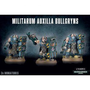 Astra Militarum: Auxilla Bullgryns (47-14)