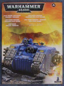Space Marines: Land Raider Crusader (48-30)