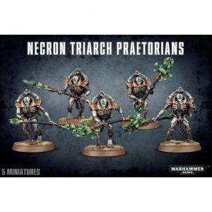 Necrons: Triarch Praetorians (49-07)