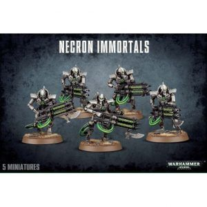 Necrons: Immortals / Deathmarks (49-10)