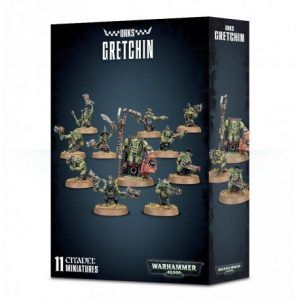 Orks: Gretchin (50-16)